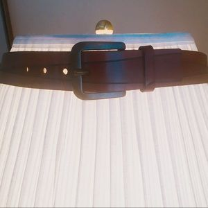 Unique, Genuine Leather Vintage Belt.